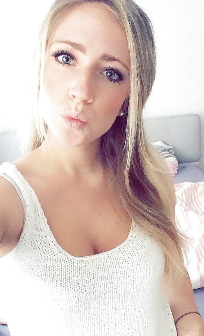 blondenslim uit Noord-Holland,Nederland